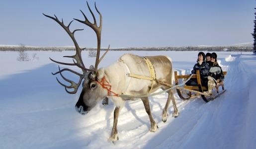 voayge finlande laponie sur mesure