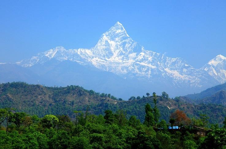 circuit au Népal avec esprit libre voyages sur mesure à Lyon