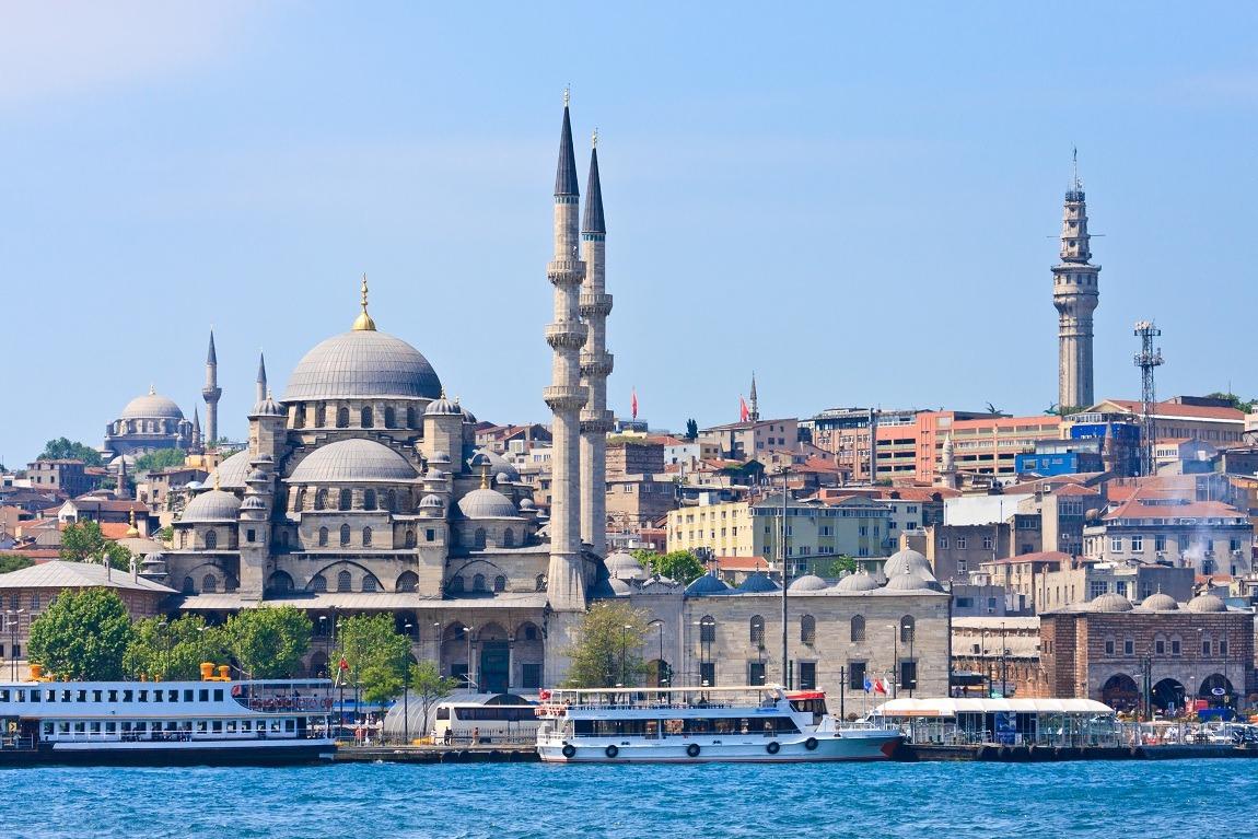 circuit dans l'ouest de la Turquie