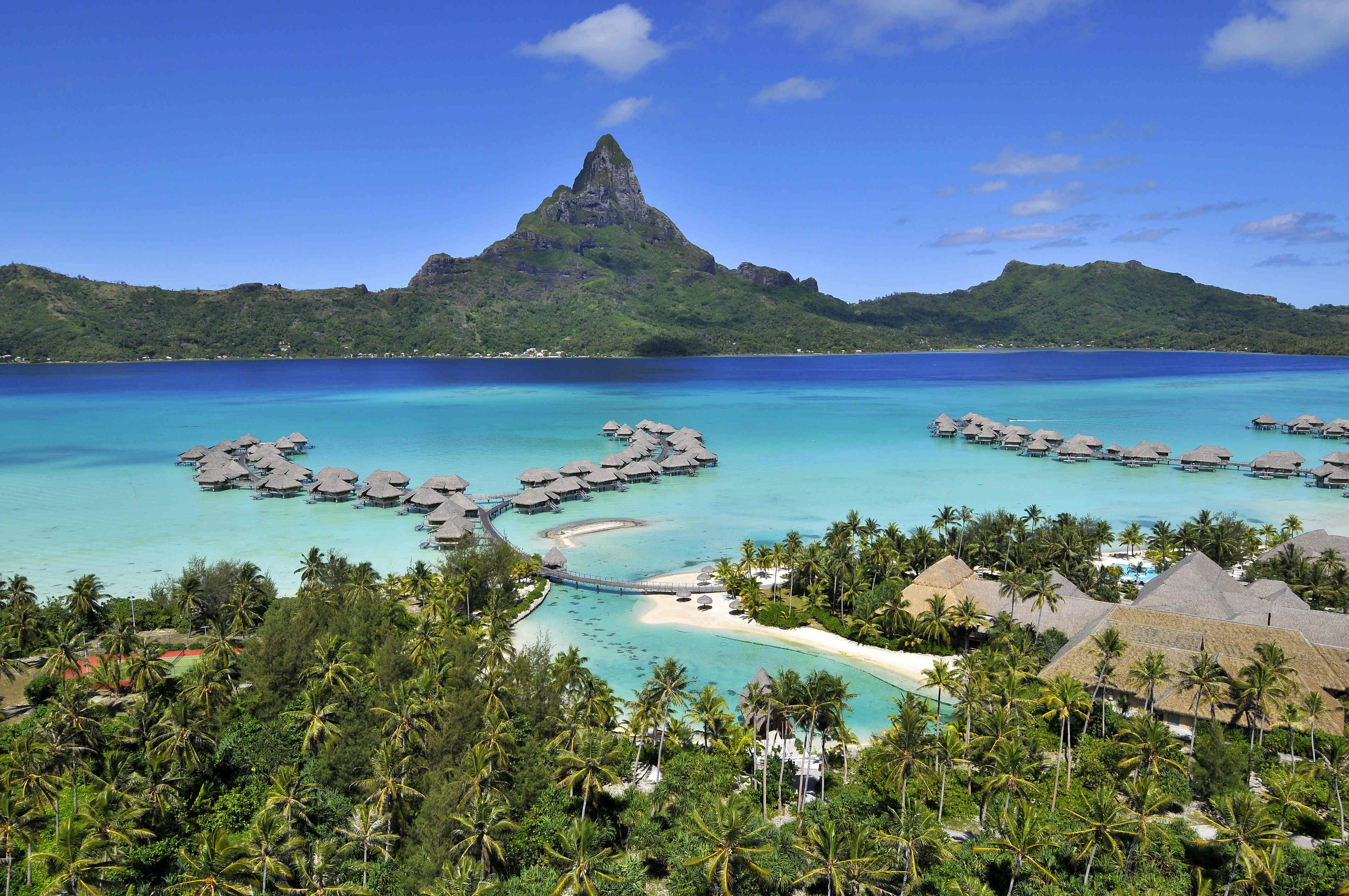 sejour en Polynésie entre montagnes et lagons