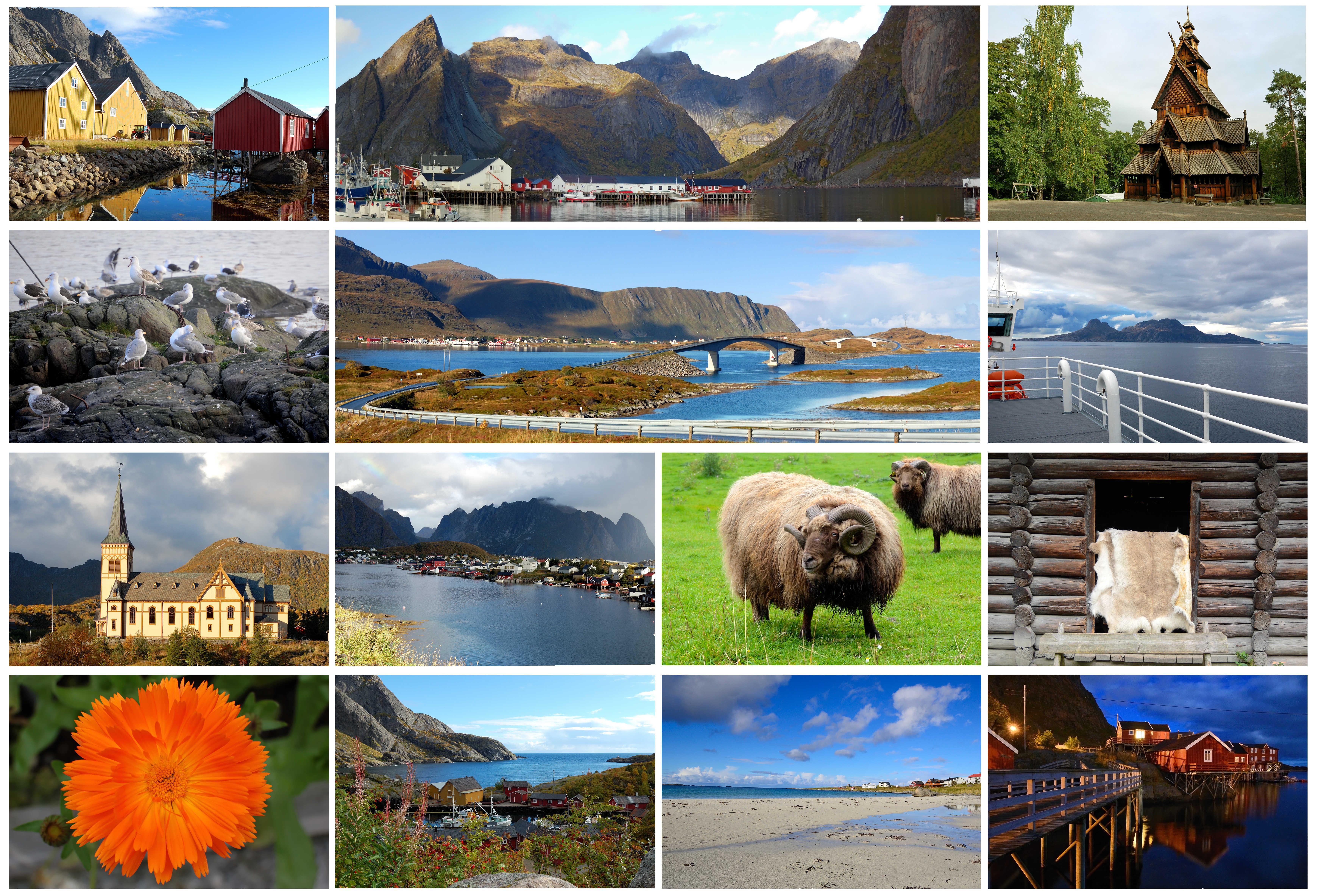 un circuit inédit pour découvrir la norvege