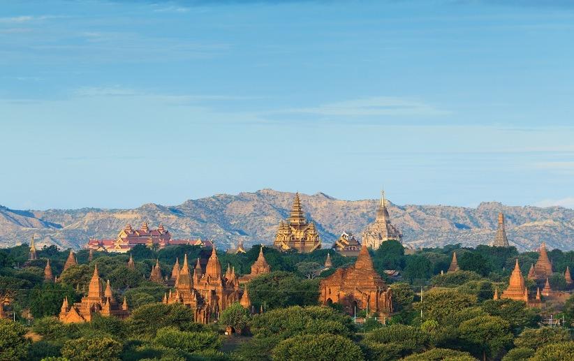 circuit en Birmanie par esprit libre