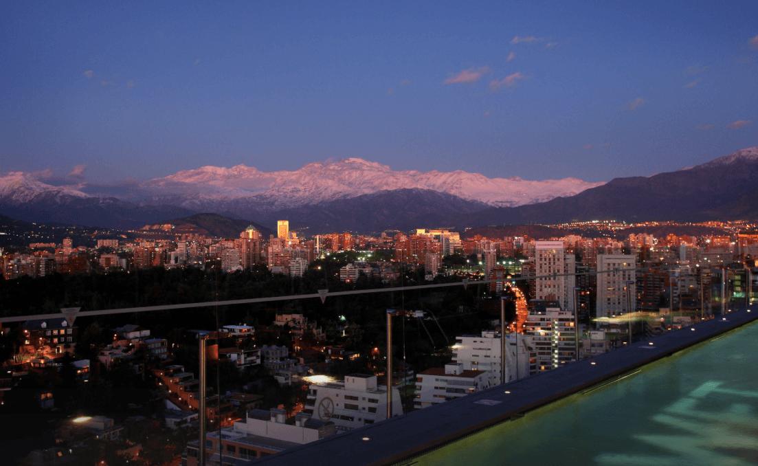 Virée citadine de Santiago à Valparaiso