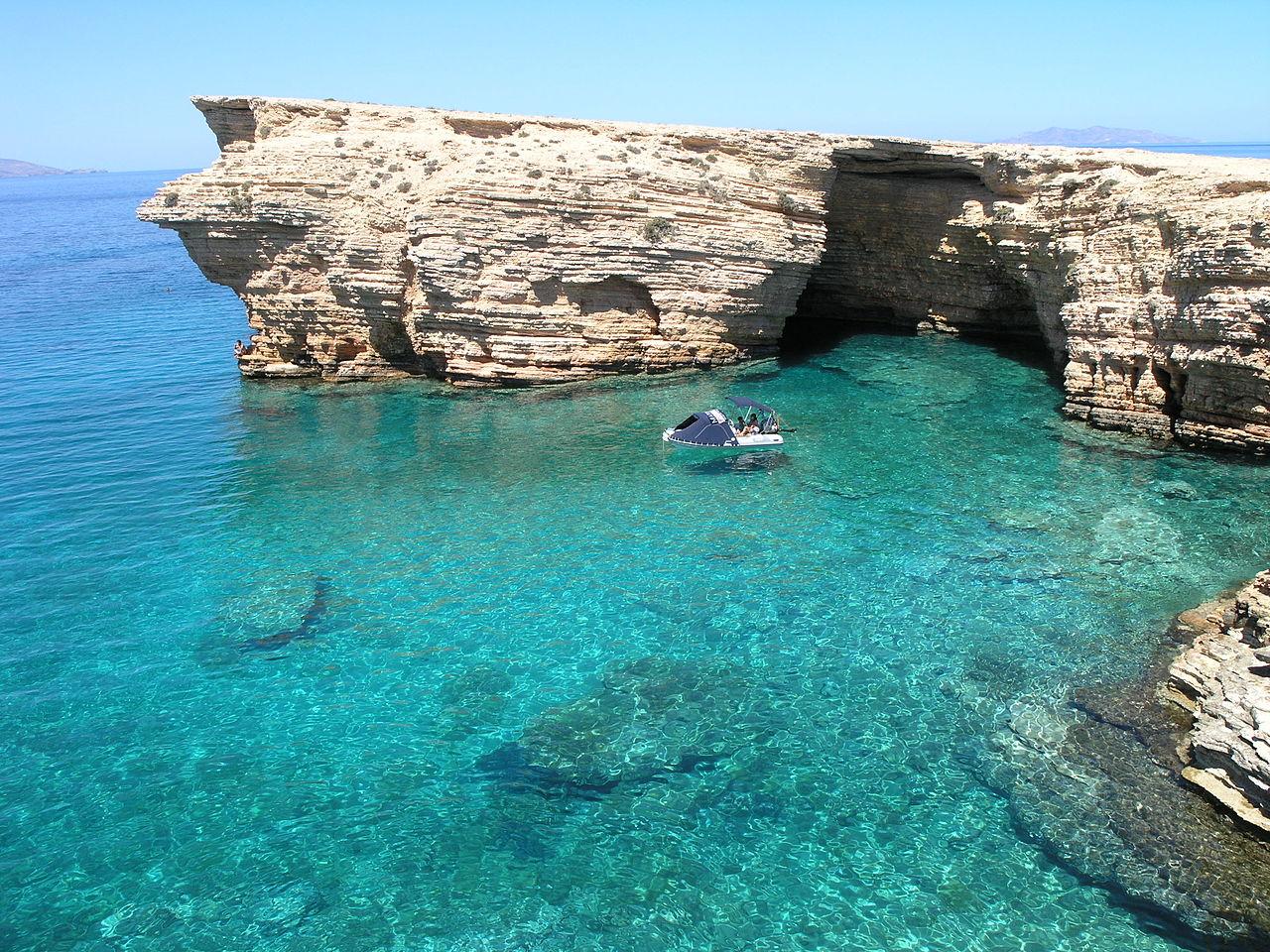 À la découverte des Cyclades en Grèce